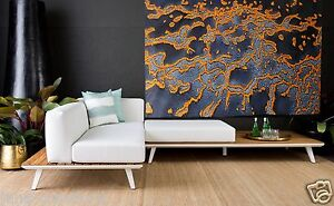 original-Art-Painting-Abstract-reef-landscape-Australia-Oil-Canvas-Australia