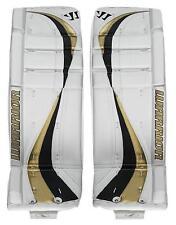 Warrior Ritual G3 INT 32 1 Ice Hockey Goalie Leg Pads