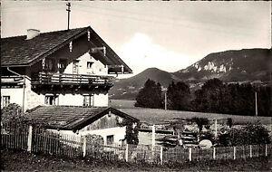 Steinkirchen-Bayern-s-w-AK-1950-60-Partie-am-Hochries-Stueberl-Panorama-Berge