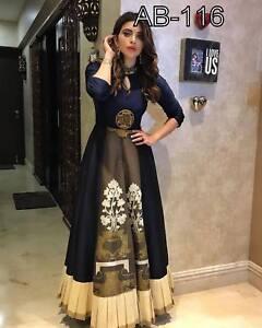 Women's Clothing New Indian Salwar Kameez Pakistani Dress Anarkali Wedding Designer Ethnic Suit Other Women's Clothing