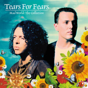 Tears-for-Fears-Mad-World-The-Collection-CD-2-discs-2010-NEW