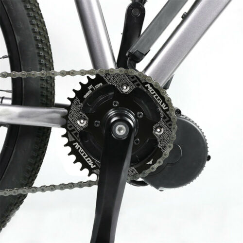 Ebike Chainring Spider Chain Ring Adapter 104BCD For Bafang Motor Kits