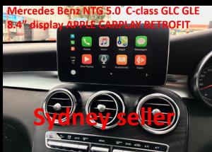 Details about Mercedes Benz NTG 5 0,5 1 5 5 C-class GLC Apple carplay  retrofit kit