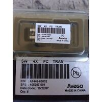 Hp Avago 4gb Short Wave 4x Transceivers A7446-63002