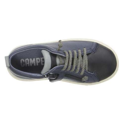 Camper Little//Big Kids Boys NEW Domus Leather Comfort Low Top Sneakers Shoes