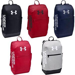 Under-Armour-UA-Unisex-Patterson-Rucksack-Bag-Backpack