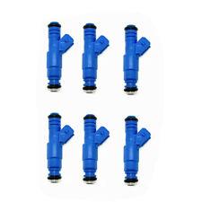 6 X Bosch Upgrade Fuel Injectors For Buick Chevrolet 17103007 9826 31l 34l