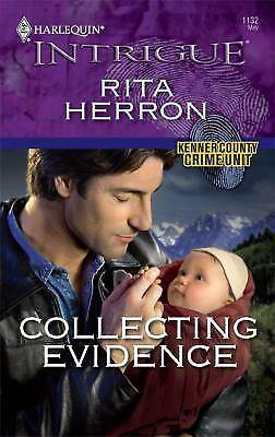 Collecting Evidence (Harlequin Intrigue), Herron, Rita, Good Book
