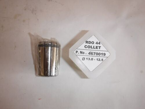 RDO 44,13 To 12.5mm For: Collet Chucks T New Centaur Collet