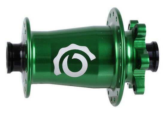 Industry Nine  Torch Classic MTB Front Disc Hub 15x100mm Thru-Axle 32h Green  ultra-low prices