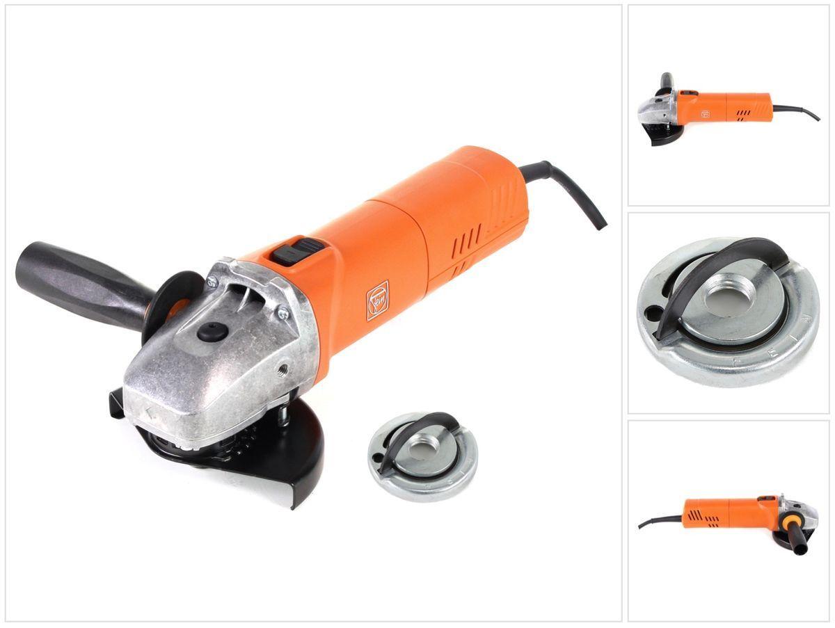Fein WSG 17-125 PS 1700 W Winkelschleifer 125 mm mit Schnellspannmutter Fixtec
