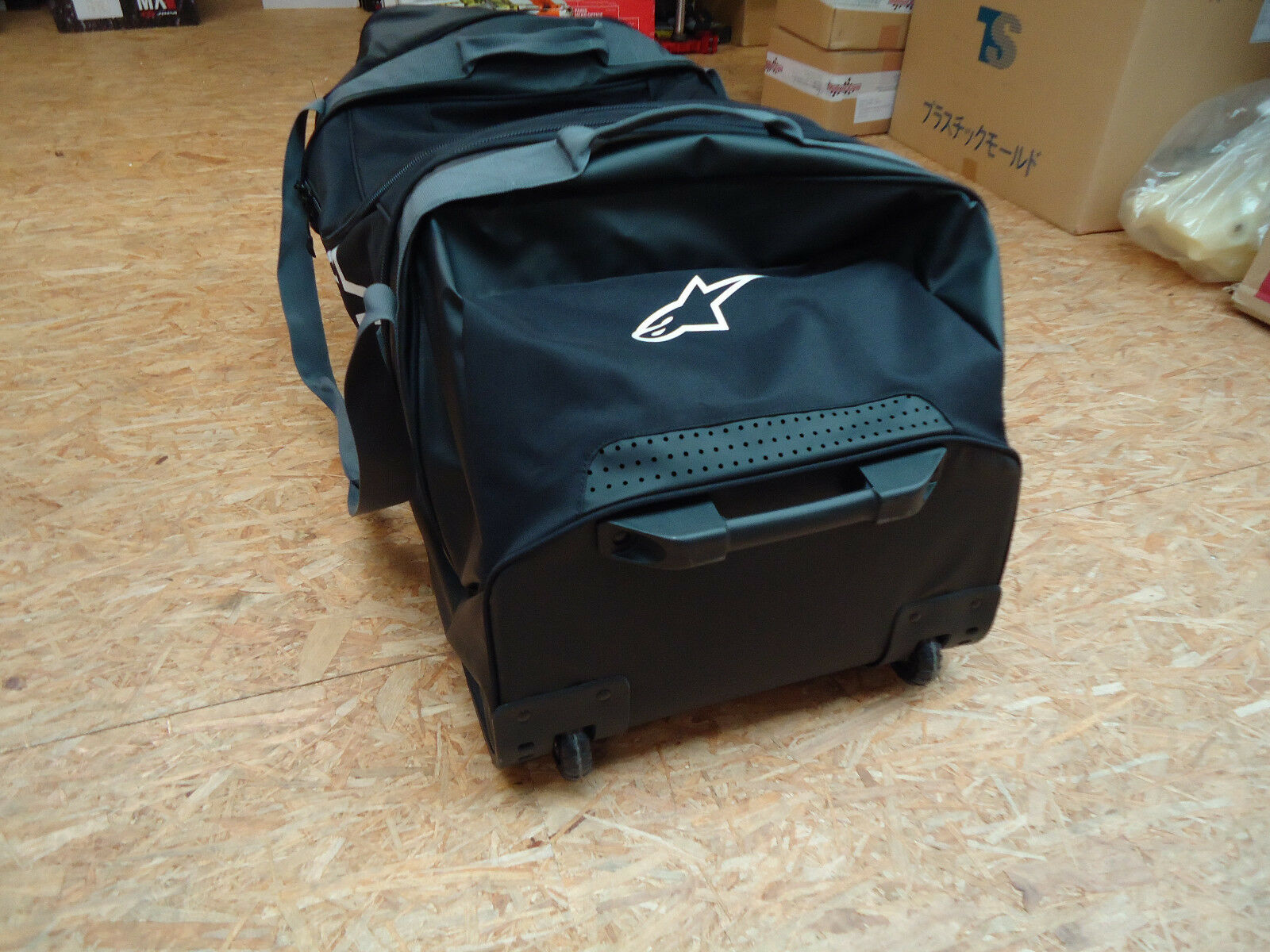 Alpinestars komodo travel bag - tasche - motorcross - - - mx 72496a