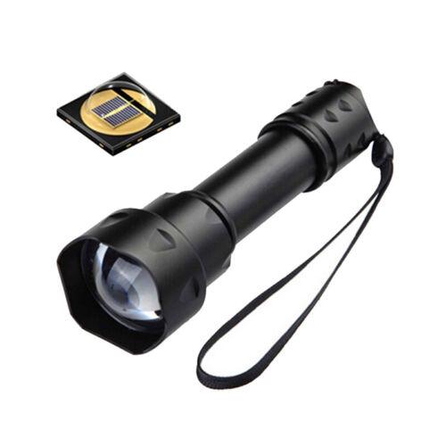 IR 850NM 38MM Torch illuminator Infrared Hunting Flashlight Night Vision Light
