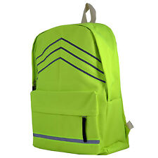 High Visibility Reflective Backpack Rucksack Bag Waterproof Cycling Hiking Trekk