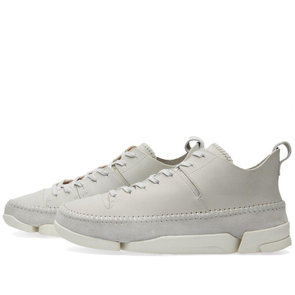 Clarks Originals Mens  Wallabees Trigenic Flex  Grey Boots  UK 7,8,9,10,11 G