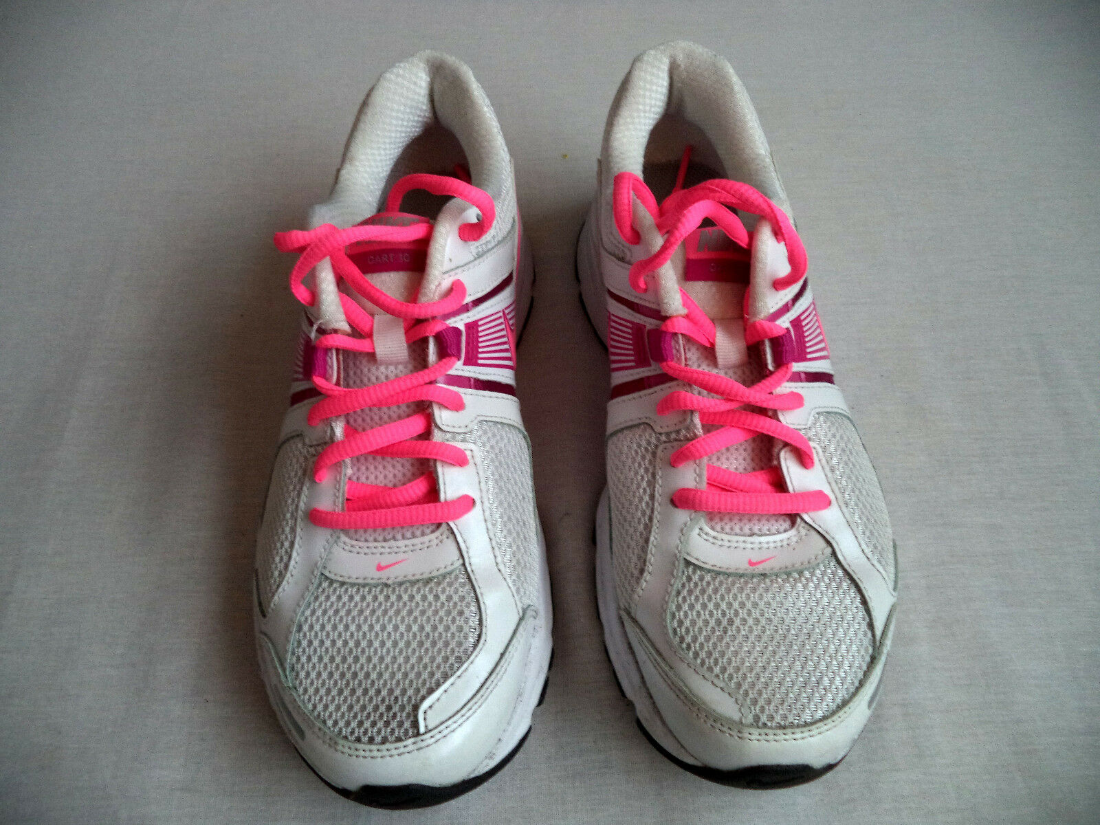 Womens NIKE Dart Dart Dart 10 running shoes sz 8 fitness gym athletic workout training 39560c