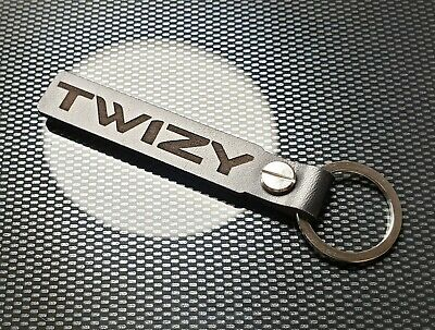 Auto & Motorrad: Teile PüNktlich Twizy Leder Schlüsselanhänger Elektrisch Cvt Urban Technic 13kw SchöNe Lustre