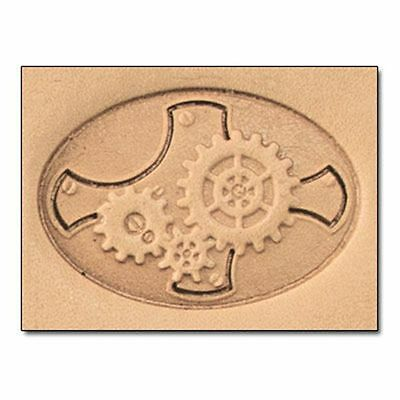 G Plate 3D Stamp 8651-00 by Tandy Leather