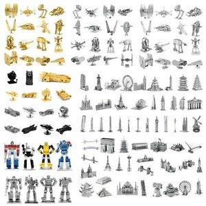 Various-Models-3D-Metal-Puzzle-Laser-Cut-Jigsaw-Assembly-DIY-Kids-Education-Toy