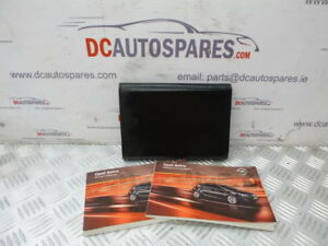 2011-OPEL-VAUXHALL-ASTRA-HATCHBACK-OWNERS-MANUAL-WALLET-PACK