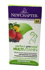 New Chapter Perfect Prenatal 96 Tablets