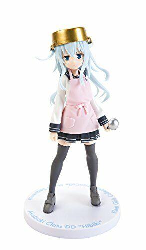 Sega Prize Fleet Collection Movie Kancolle Premium PM Figure Hibiki*