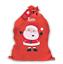 thumbnail 5 - PERSONALISED CHRISTMAS SANTA SACK. EMBROIDERED NAME. GIFT SACK. LARGE, STOCKING
