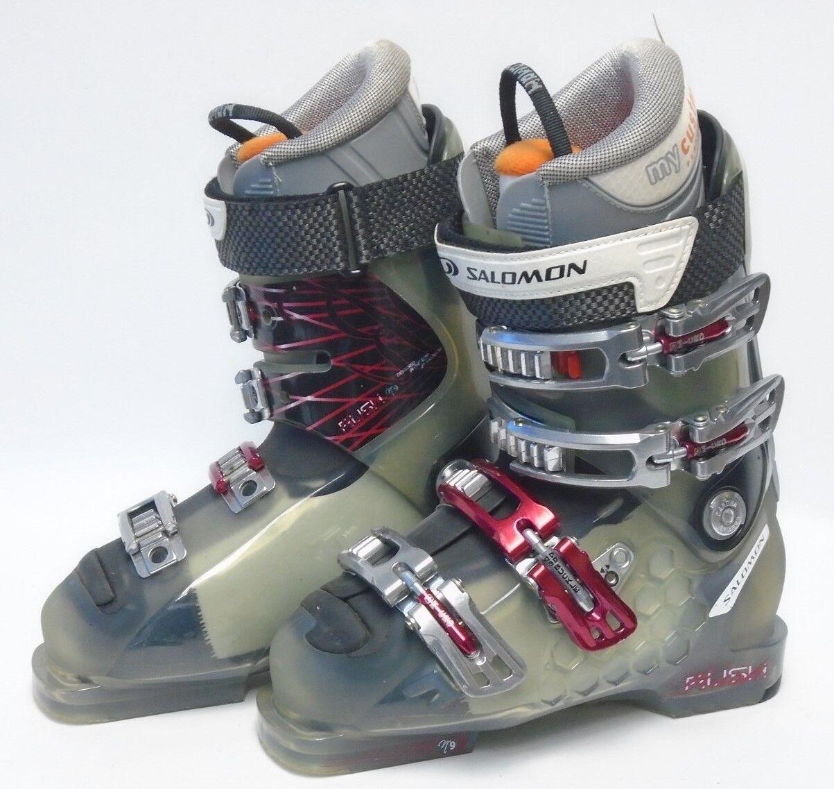 Salomon Rush Women's Ski Boots - Size 5.5   Mondo 23 Used