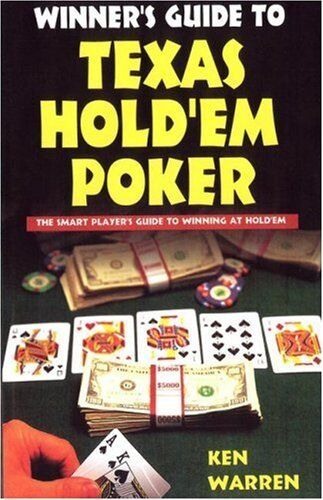 1 of 1 - Winners Guide to Texas Hold 'em Poker By Ken Warren