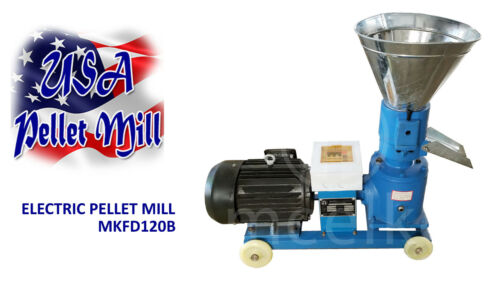 USA Electric Pellet Mill For Wood MKFD120B