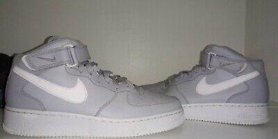 meet a2967 eb570 Nike Air Force 1 High Top Grey ( 10.5 Men ) | eBay