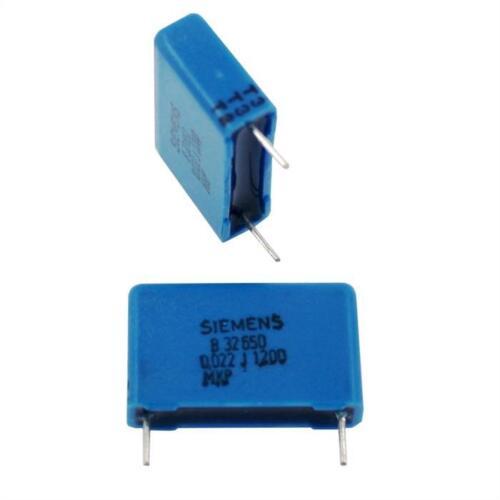 22nF 1200V DC ; 22,5mm ; B32650K2223J ; 22000pF 20x MKP-Condensatore rad