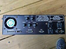 Spectralight Sherline Benchtop Milling Cnc Control Box