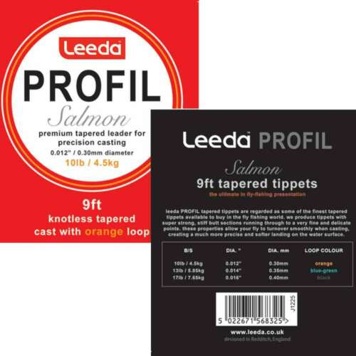 13lb Salmon Leeda Profil Casts