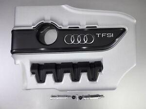 Audi TTS TFSI cache moteur avec Boulons Kits