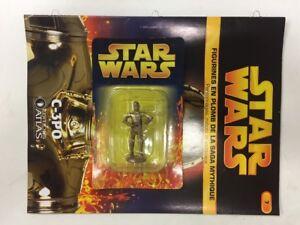 star wars figurine en plomb c-3po n7-60 neuve blister fascicule atlas dyFXexfE-08131447-497318429