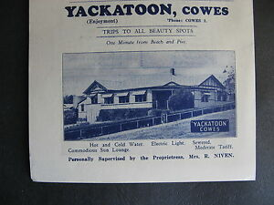 Yackatoon-Guest-House-Cowes-R-Niven-Proprietress-1946-Advertising