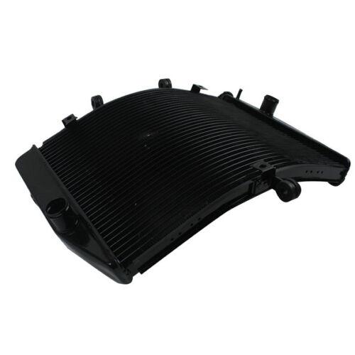 Aluminum Radiator Engine Cooling For Kawasaki Ninja ZX6R 2009-2012 2010 Black