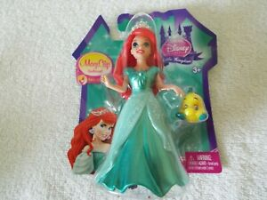 Disney-Ariel-amp-Flounder-Magic-Clip-Fashion-New-in-Package