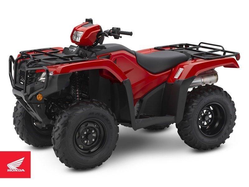 Honda , 2019, Rød