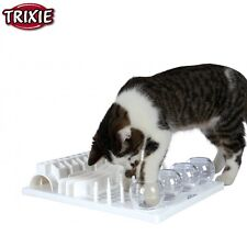 Trixie Pet Products Fun Board Strategy Game Cat Toy For Ages 3 months up, 4590