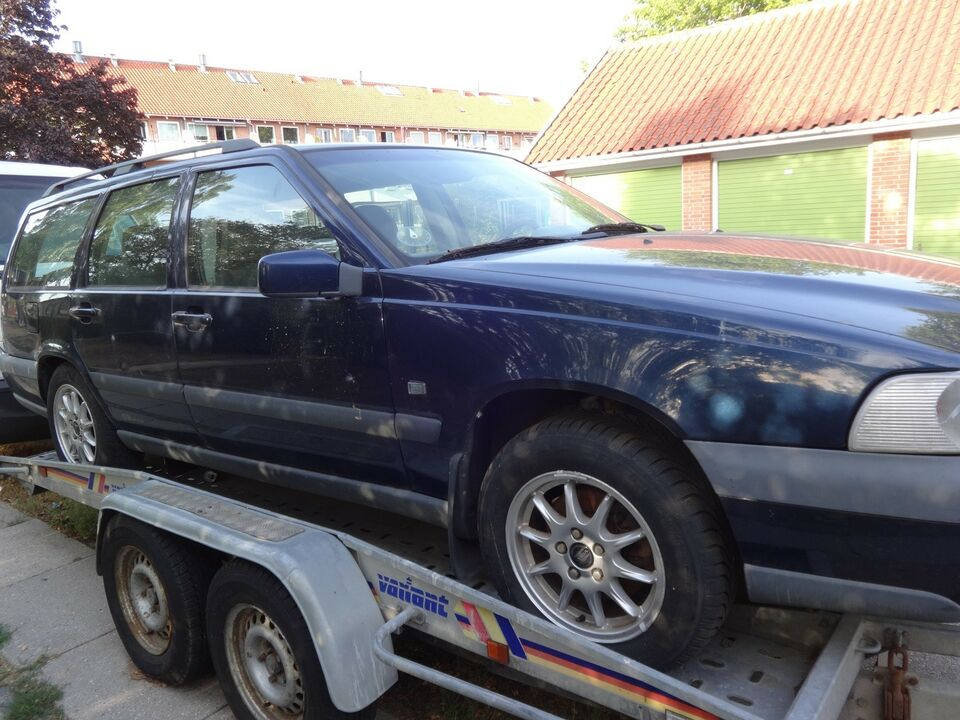 Volvo V70, 2,4 T Cross Country aut. AWD, Benzin