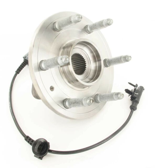 Wheel Bearing and Hub Assembly Front SKF BR930661