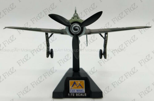 WWII German Fw190 D-9 III.//JG54 1944 1//72 aircraft finished plane Easy model
