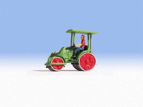 kleines Nutzfahrzeug mit Figur NOCH 16766 Zettelmeyer Straßenwalze NEU /& OVP