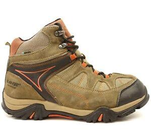 f78c7f5407f Hi-Tec Kids Boys Junior Altitude Lite I Waterproof Hiking Trail Mid ...