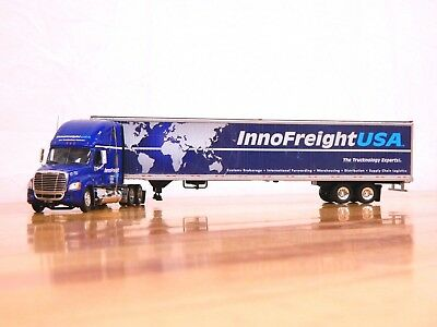 Tonkin 1:53 Precision Freightliner Columbia Walmart 53/' Trailer