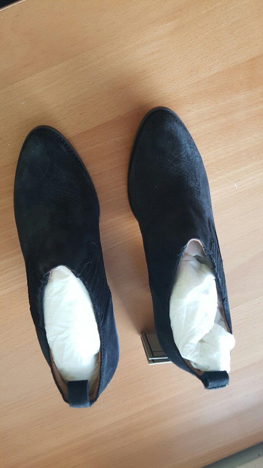 Frye Jane Stitch piel 77230 14L Rojowood piel Stitch grabada rodilla botas altas mujer 5.5 82080f