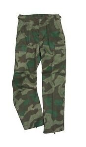 9329a750ec5 La foto se está cargando US-Ranger-BDU-Pantalones-Splinter -Camuflaje-Ejercito-Militar-