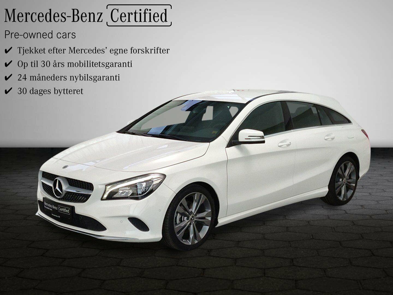 Mercedes CLA200 1,6 SB aut. 5d - 355.200 kr.